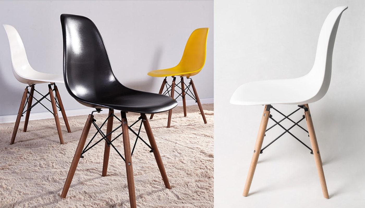 7 причин купить легендарный стул Eames dsw