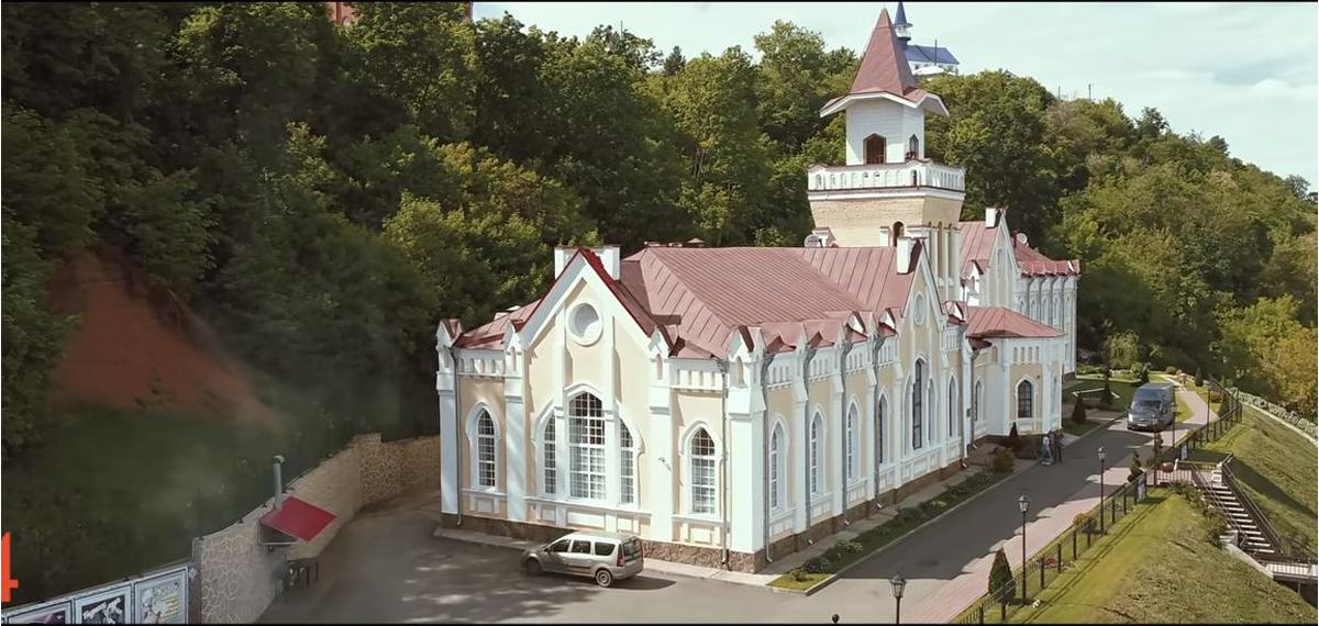 Сарапул. Старая башня