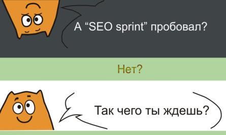 Работа по интернету Seo sprint